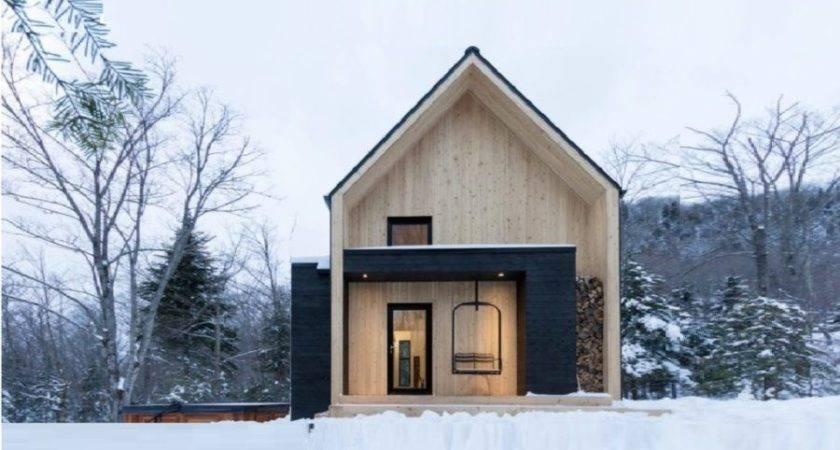 Rustic Barn Style Prefab Home Design