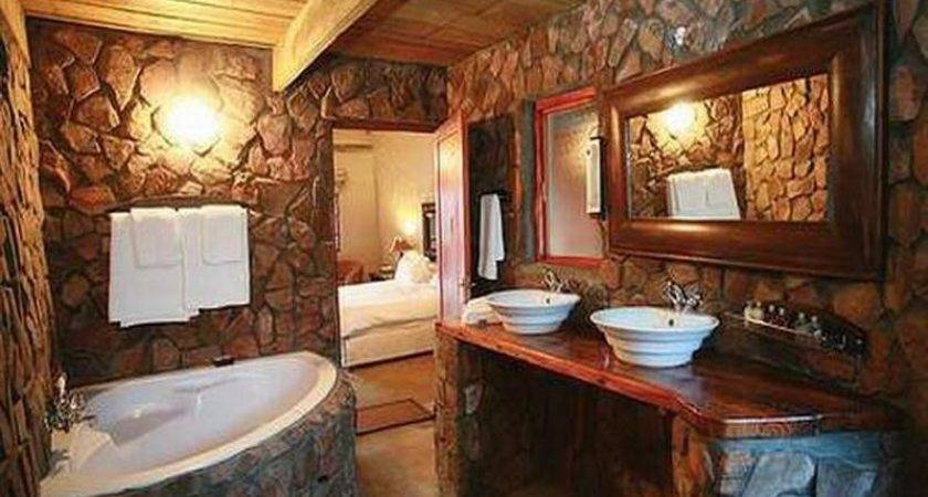 Rustic Country Bathroom Decor Home Design Ideas