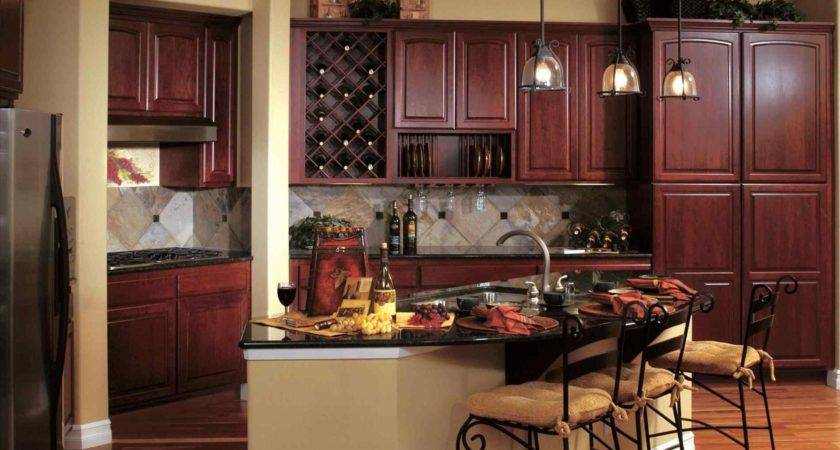 Rustic Decorating Above Kitchen Cabinets Deductour