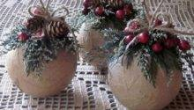 Rustic Diy Christmas Ornaments Ideas