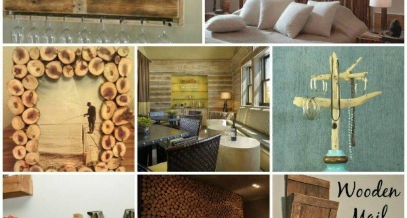 Rustic Home Decor Ideas Can Build Yourself Diy