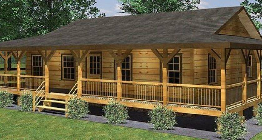 Rustic House Plans Wrap Around Porches Bing