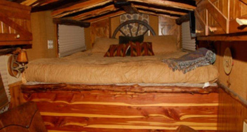 Rustic Interior Travel Trailer Remodeling Ideas