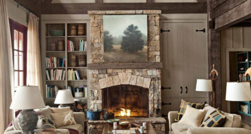 Rustic Lake House Decorating Ideas Cabin Decor
