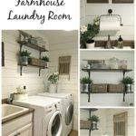 Rustic Laundry Room Decor Bestsciaticatreatments