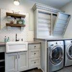 Rustic Laundry Room Decor Ideas