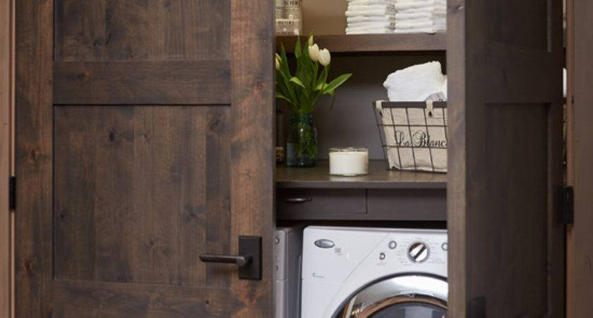 Rustic Laundry Room Design Ideas Remodel Decor