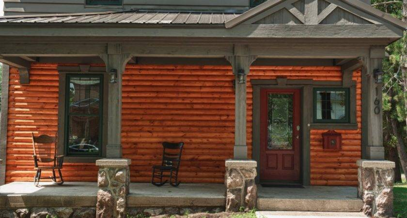 Rustic Porch Post Ideas