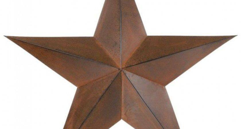 Rustic Star Decoration