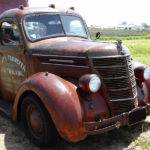Rusty Old International Truck Photograph