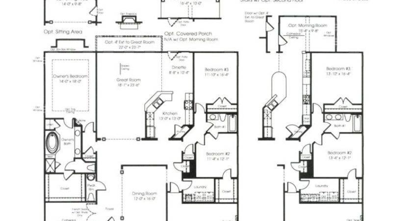 Ryan Homes Floor Plans Gurus