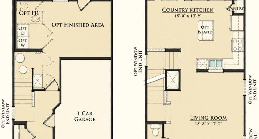 Ryan Homes Floor Plans Rome Venice
