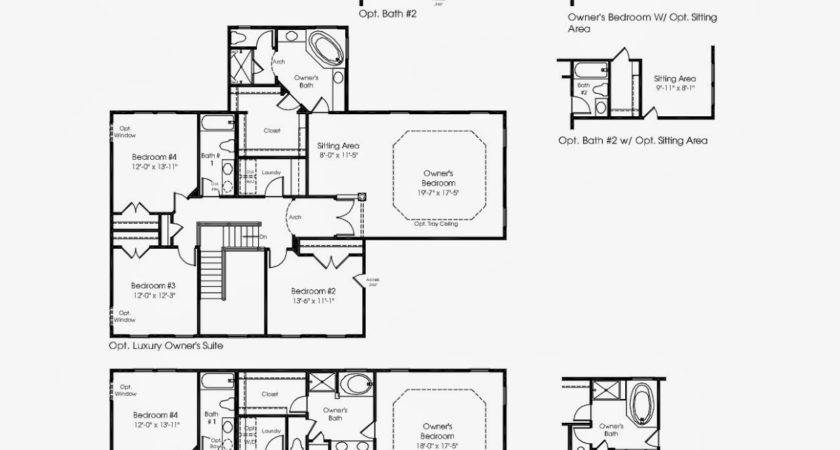 Ryan Homes Mozart Floor Plan Fresh Plans