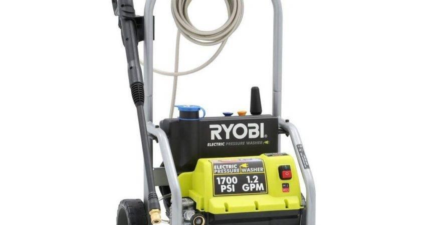 Ryobi Psi Gpm Electric Pressure Washer