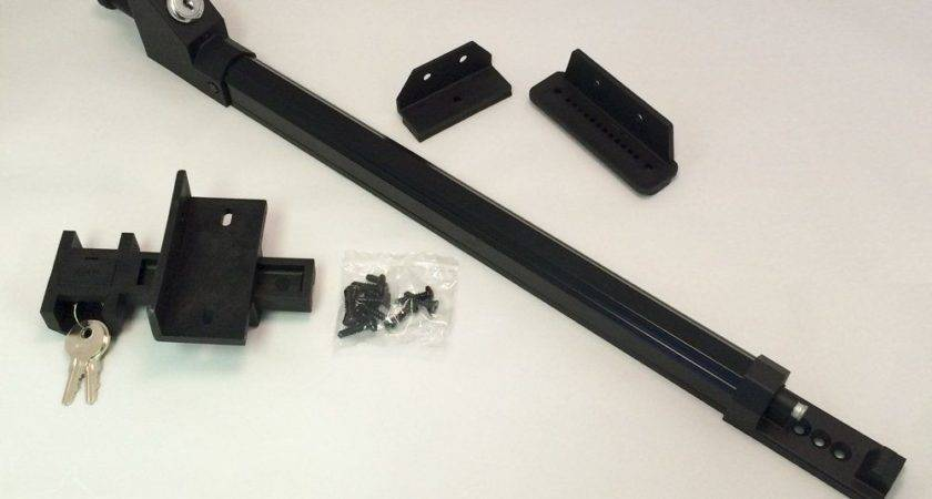 Safety Code Pool Gate Latch Auto Close Door Secure