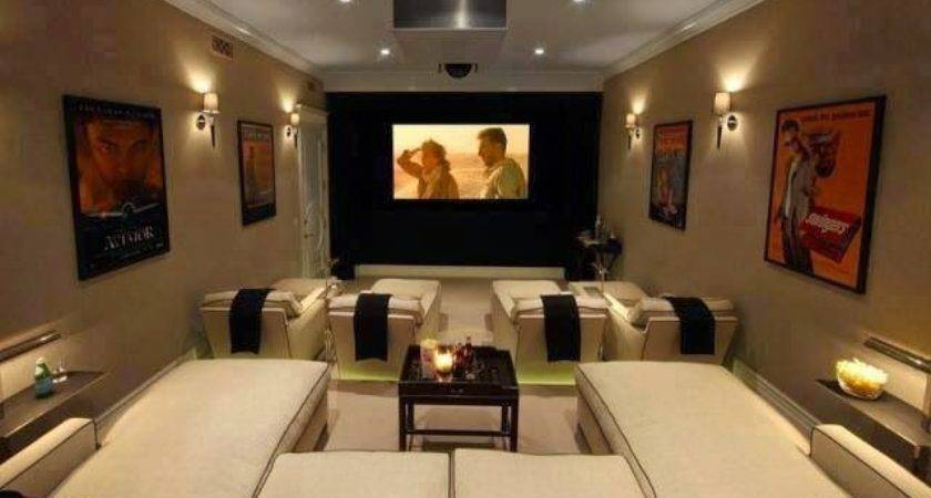 Sala Cinema Casa Conforto Veis Cultura Mix