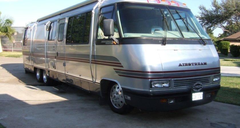 Sale Airstream Classic Motorhome