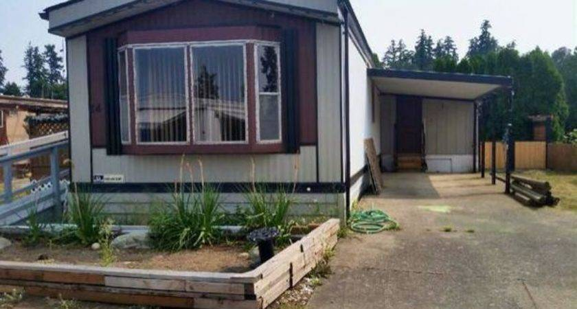 Sale Owner Bedroom Mobile Home Esquimalt
