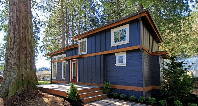 Salish Unit Park Models West Coast Homes