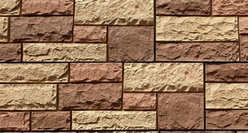 Samples Stoneworks Faux Stone Siding Limestone