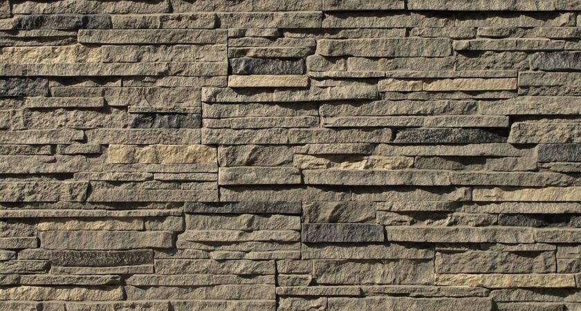 Samples Stoneworks Faux Stone Siding Stacked