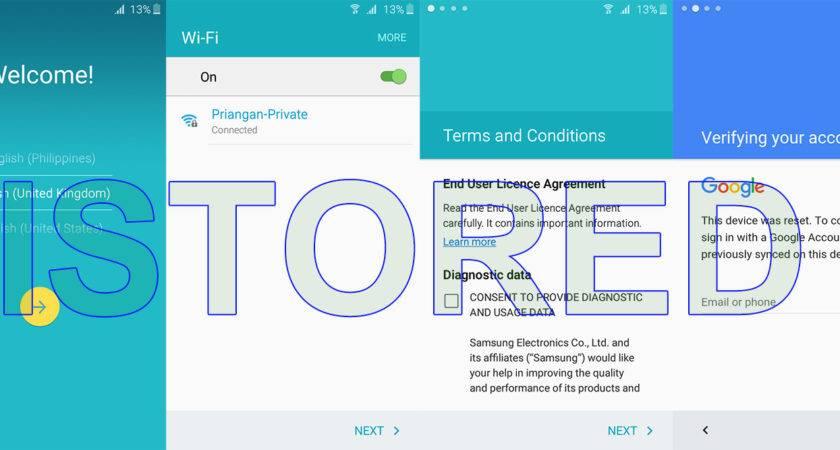 Samsung Frp Reset Bypass Technews Software