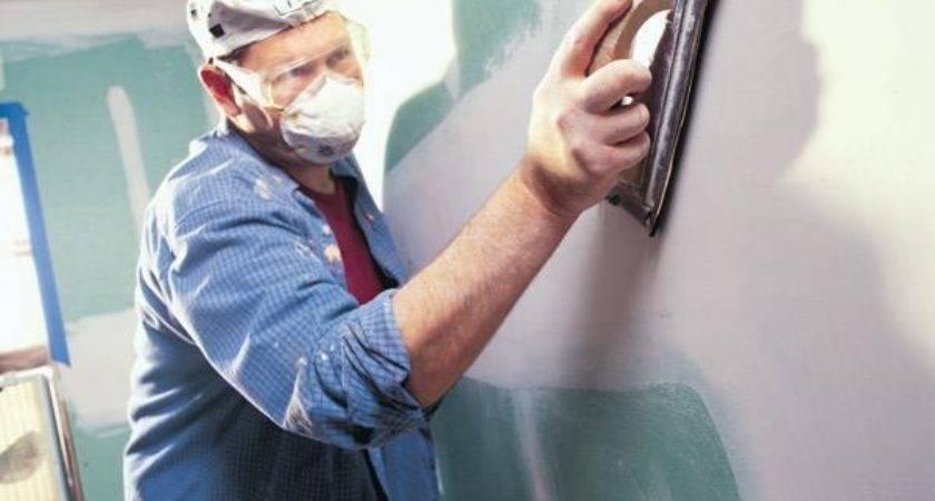 Sand Drywall Handyman