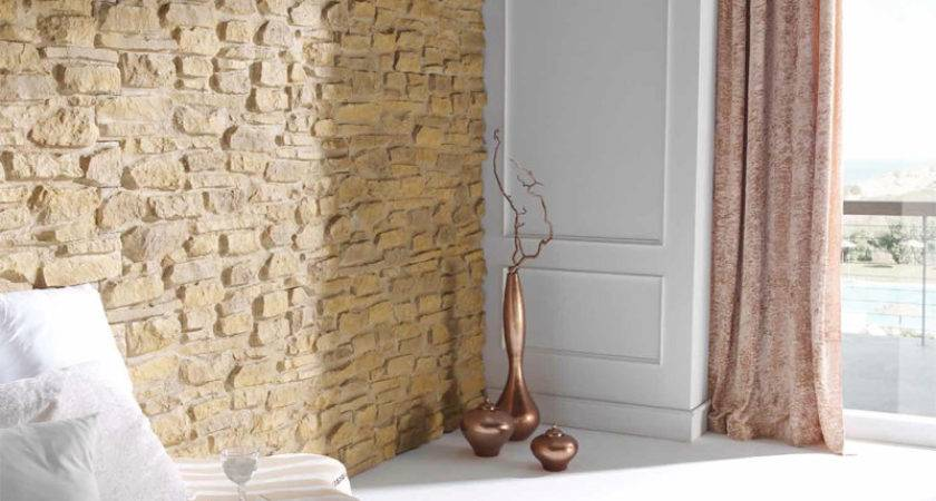 Sandstone Interior Wall