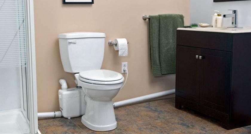 Saniflo Flush Toilets Work Abode