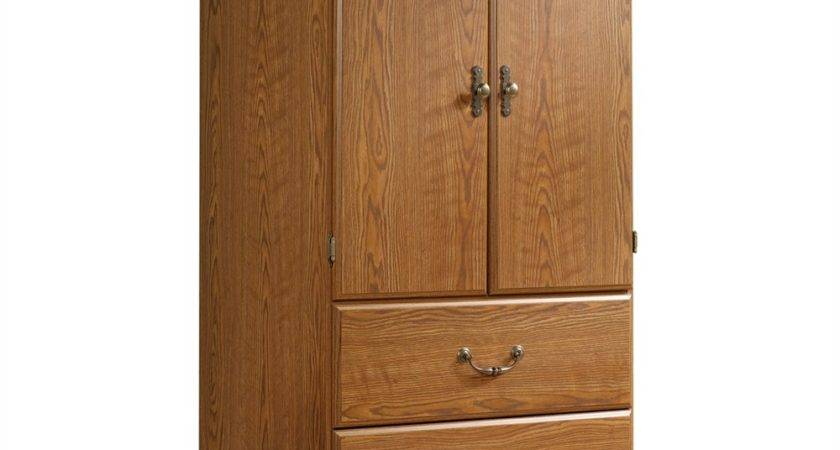 Sauder Orchard Hills Armoire Atg Stores