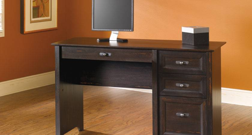 Sauder Select Pedestal Desk