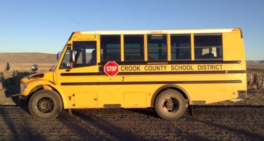 Say Hello Paulina New Ride Crook County School District