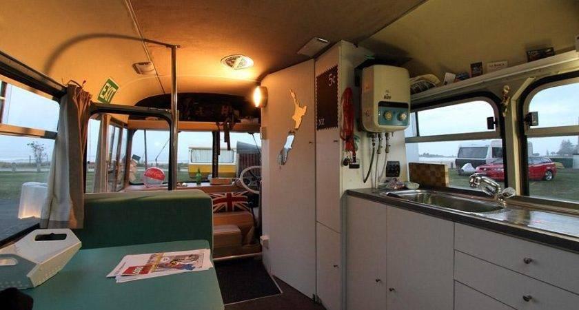 School Bus Conversion Ideas Cape Atlantic Decor