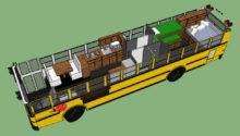 School Bus Conversion Plans