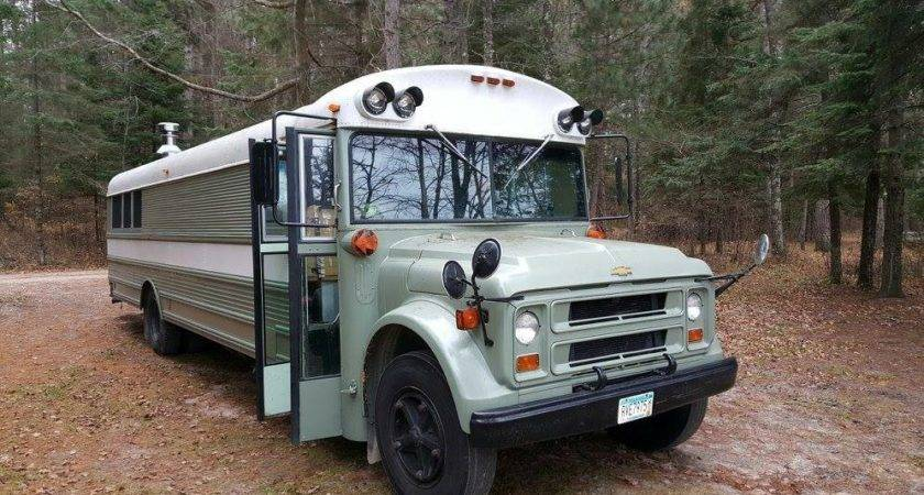 School Bus Conversion Tiny House Blog