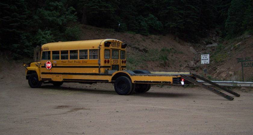 School Bus Hauler Jeep Cherokee Forum