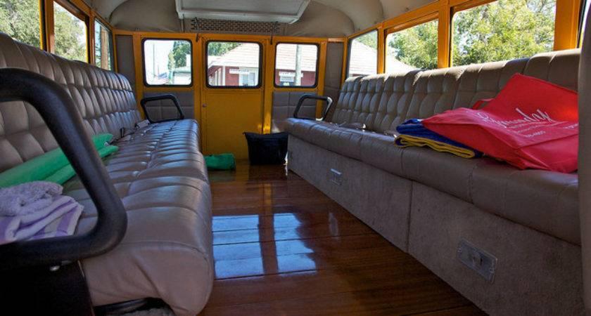 School Bus Interior Flickr Sharing