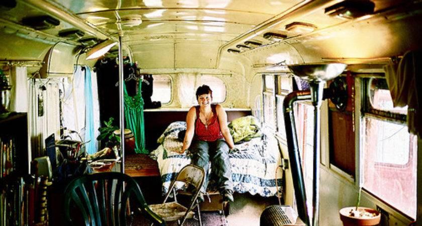 School Bus Living Flickr Sharing