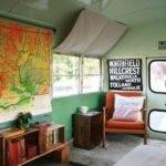 School Bus Turned Vacation Home Design Sponge