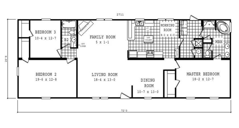 Schultz Manufactured Home Floor Plans Deco