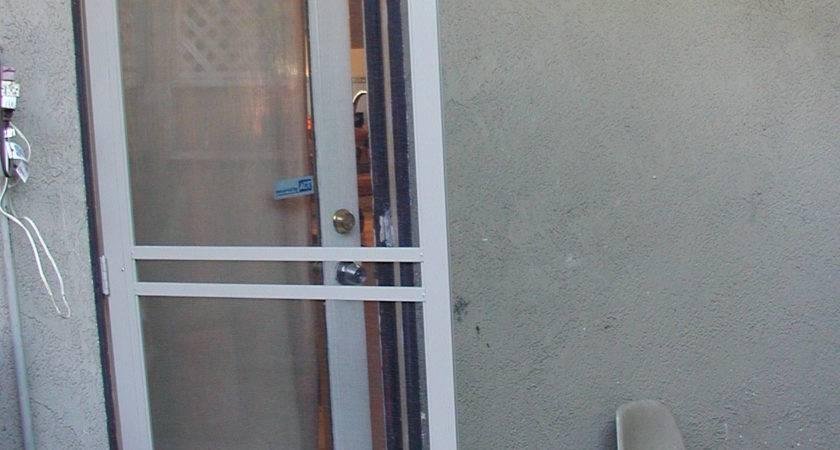 Screan Doors Screen Door Repair Our Mobile