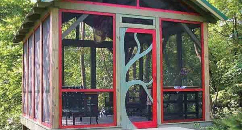 Screen Garden Room Steal Ideas Our Best Yard