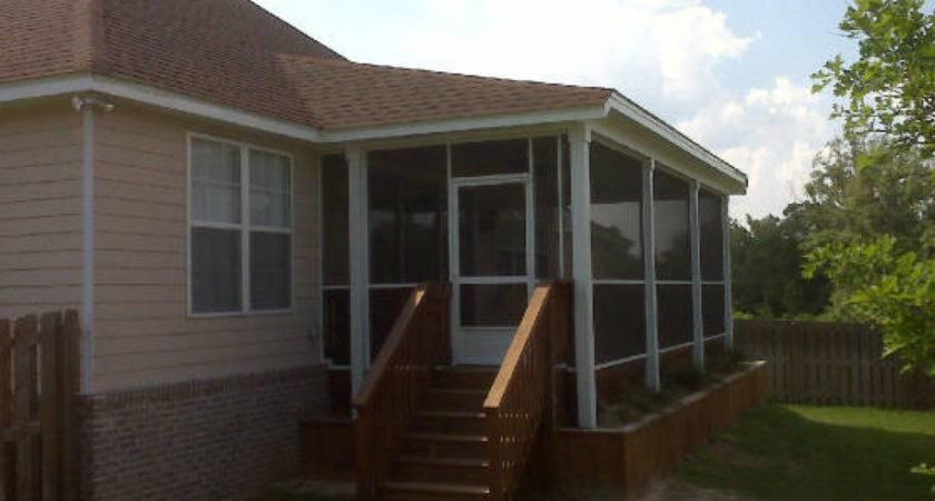 Screen Porch Addition