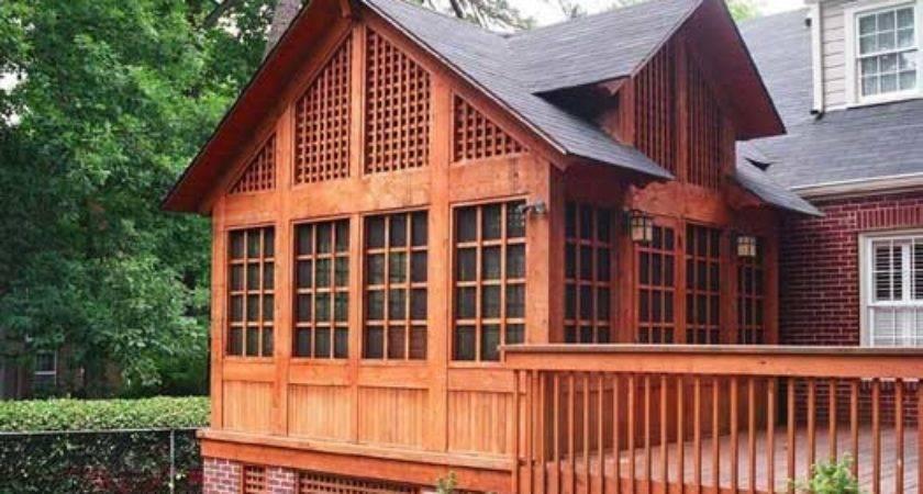 Screen Porch Design Ideas Your Exterior
