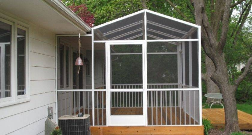 Screen Porch Enclosure Ideas