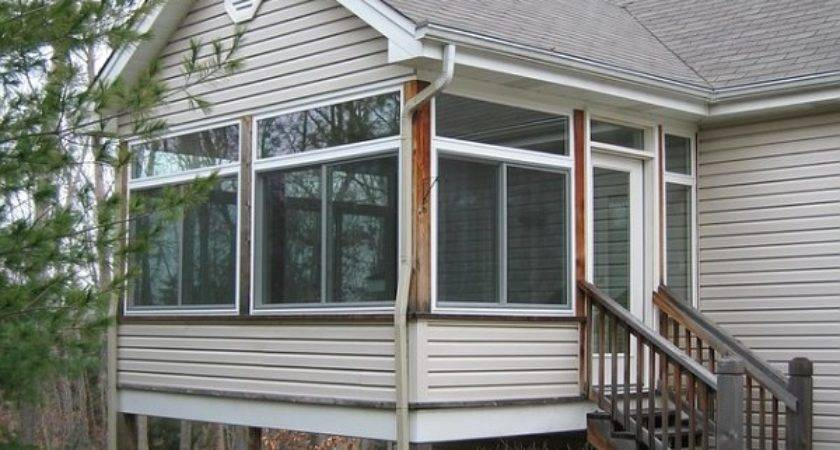 Screen Porch Enclosures Siding Window Sales Inc