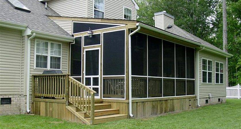 Screen Porch Ideas Screened Porches Louis