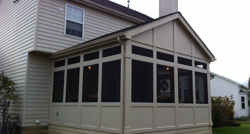 Screen Porches Columbus Decks