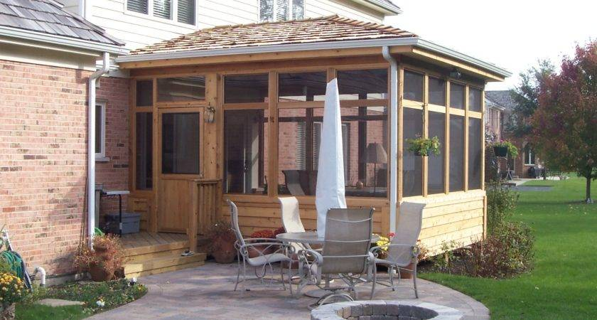 Screen Porches Outdoor Living Archadeck Chicagoland
