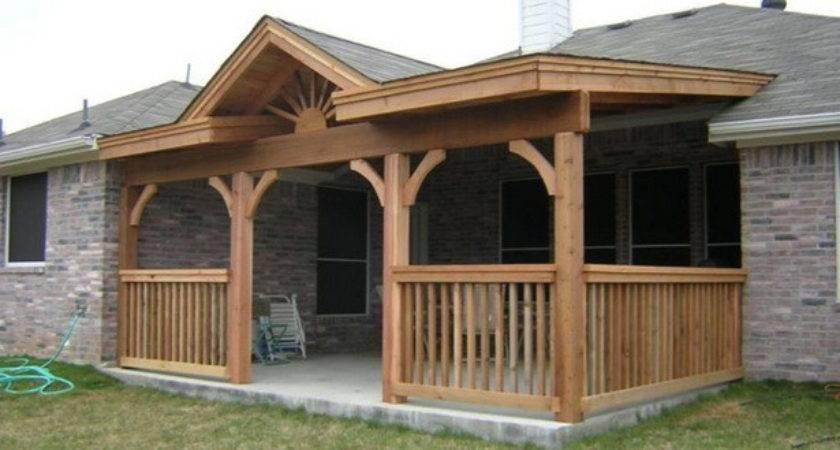 Screened Back Porch Designs
